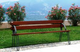 PHIDIAS WOODEN bench